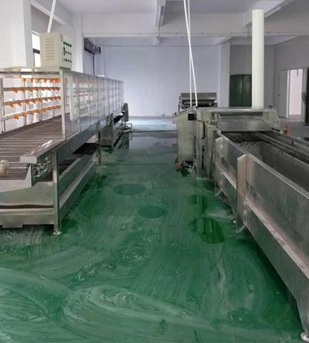全自动水转设备进行印膜印刷工序是怎么样?